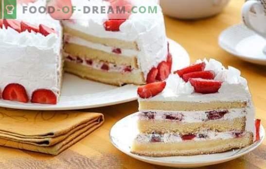 Keks-Kuchencreme: Die besten Rezepte. Wählen Sie ein Rezept für Biskuitkuchen und geben Sie Ihrem Dessert einen einzigartigen Geschmack!