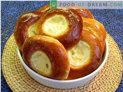 Käsekuchen mit Hüttenkäse - die besten Rezepte. Wie man richtig und lecker gekochten Käsekuchen mit Hüttenkäse macht.