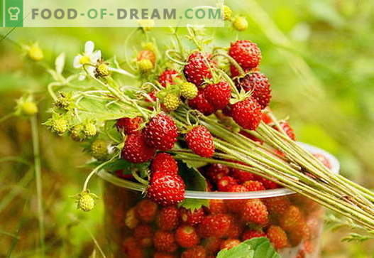 Erdbeermarmelade: Erdbeermarmelade richtig kochen