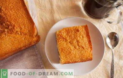 Mannica-Rezepte für Kefir im Ofen für Gesundheit und Genuss. Wie man das Manna auf Kefir im Ofen kocht, zur Freude von Kindern und Erwachsenen?