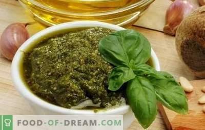 Grüne Adjika für den Winter: würzig, würzig, nützlich. Original abchasische, georgische und russische Rezepte der grünen Adjika für den Winter