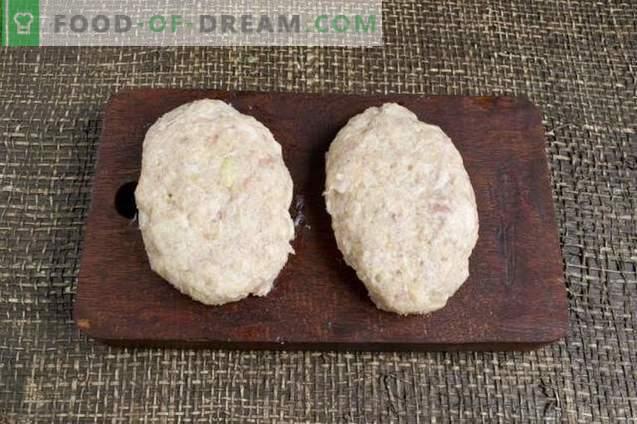 Saftige Schweinekoteletts mit Kartoffeln