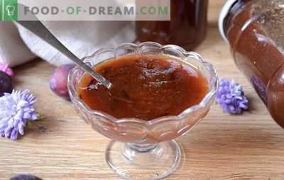 Marmellata di prugne - la più semplice e deliziosa! Foto-ricetta passo-passo per fare marmellata dall'ungherese