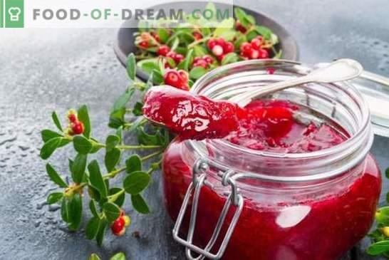 Cranberry-Gelee ist ein neuer Weg, um Vitaminmangel zu bekämpfen. Köstliche und gesunde Cranberry-Gelee-Rezepte sind einfach und unkompliziert!
