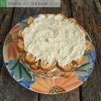 Fauler Napoleonkuchen ohne Backen