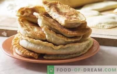 Choux-Teig Choux-Gebäck - knusprig, pickelig, lecker! Rezepte Vanillepuddingteig für Pasteten auf dem Wasser, Milch, mit Wodka