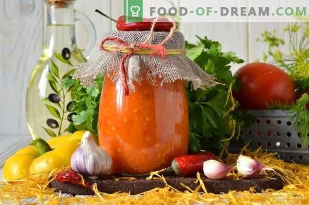 Sparkling Tomatensauce aus frischen Tomaten