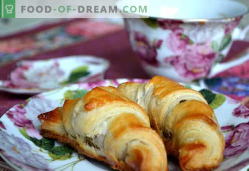 Hüttenkäse-Bagels sind die besten Rezepte. Wie man richtig und lecker Bagels aus Hüttenkäseteig kocht.