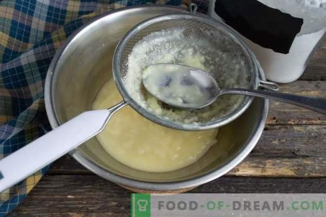 Cremiger Honigpudding für jeden Kuchen