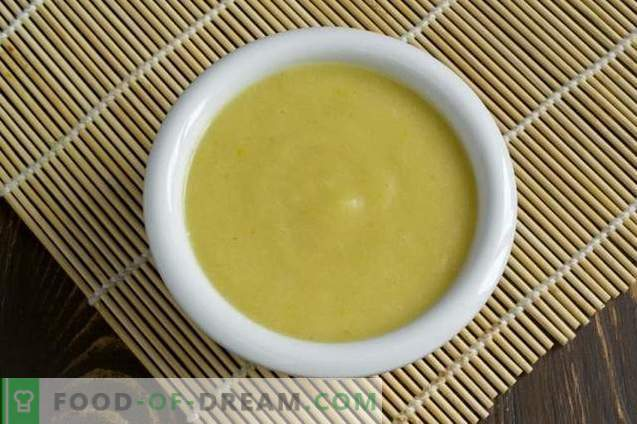 Bohnencremesuppe in Dosen