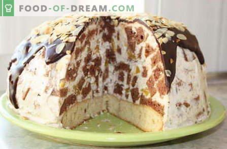 Pancho-Kuchen - die besten Rezepte. Wie man richtig und lecker einen Kuchen