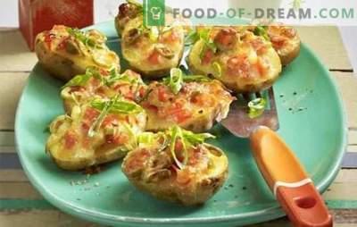 Kartoffeln mit Tomaten - nicht nur für Vegetarier. Wunderbare Kartoffelrezepte mit Tomaten