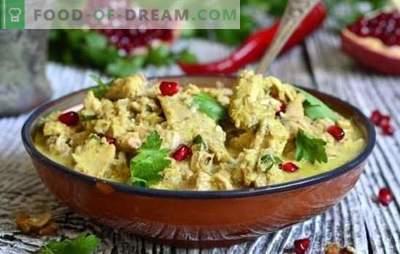 Georgian Chicken Satsivi: Wer ist dagegen? Geheimnisse der kaukasischen Küche und Rezepte aus dem georgischen Hähnchen Satsivi