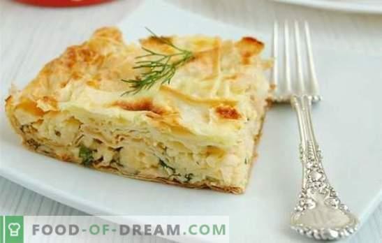 Pita-Brot im Ofen - die besten Rezepte: Ideen für faule Hausfrauen. Wie man Kuchen, Brötchen und heiße Vorspeisen aus Pita im Ofen zubereitet