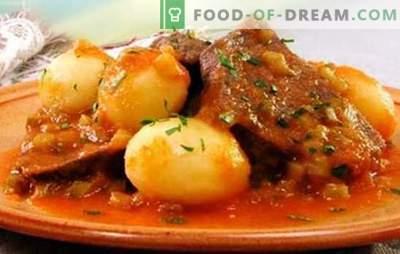 Kalbfleisch in einem langsamen Kocher - angepasste und originelle Rezepte. Souffle, Brötchen und Koteletts - in einem Slow Cooker