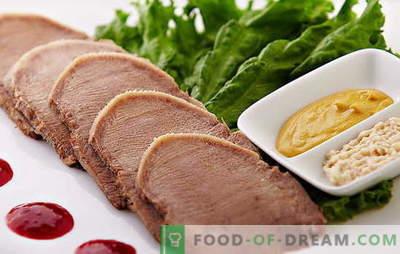 Rinderzunge kochen: saftig, lecker und nach allen Regeln! Aber wie viel Zeit ist es, Rinderzunge zu kochen und wie wird das gemacht?