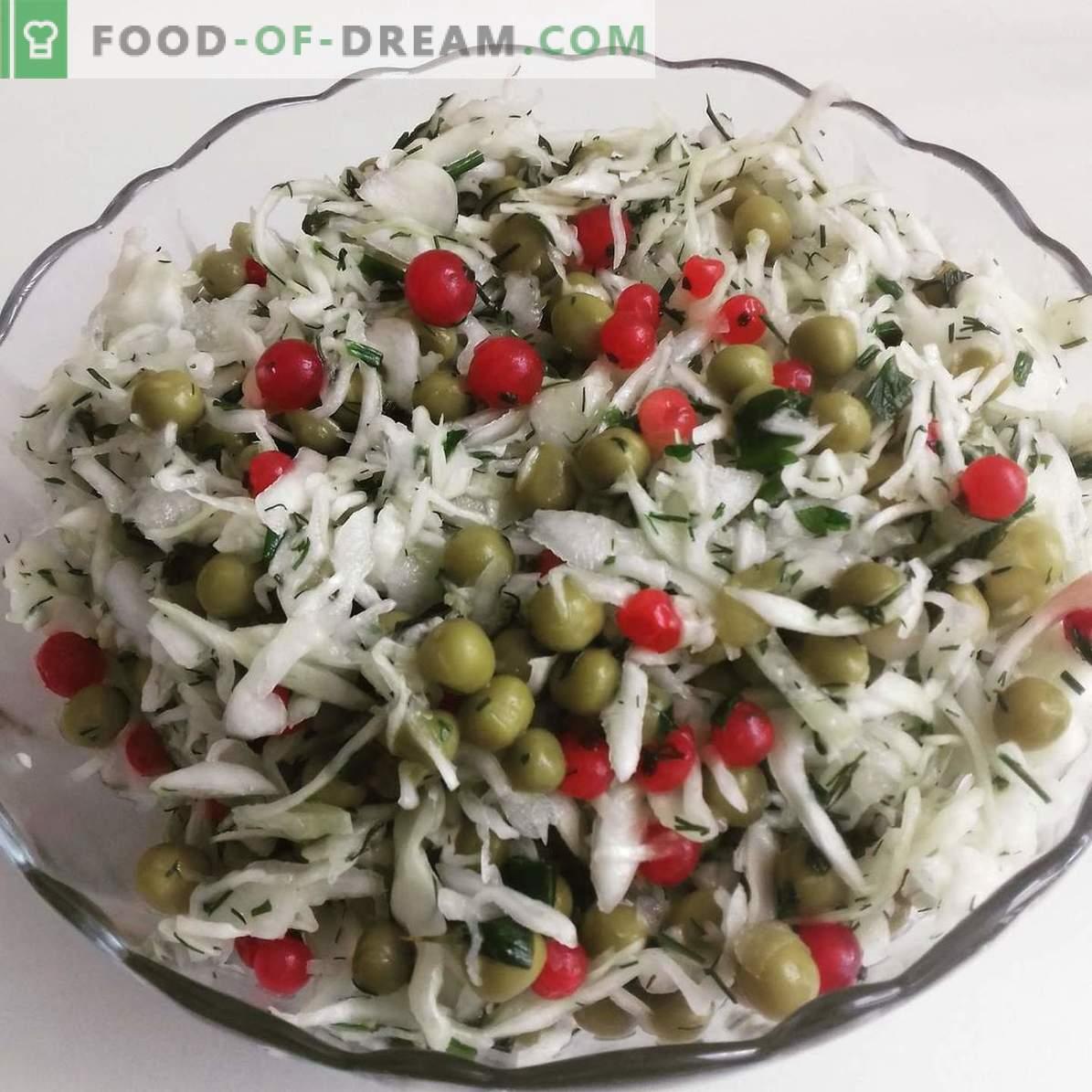 Selbst gemachter Salat