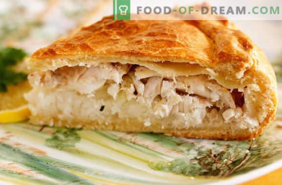 Torta Con Pesce E Patate Non Solo Il Giovedì Ricette Per Crostate