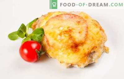 Schweinefleisch mit Tomaten im Ofen: ein vielseitiges Fleischgericht. Wie man Schweinefleisch mit Tomaten im Ofen kocht