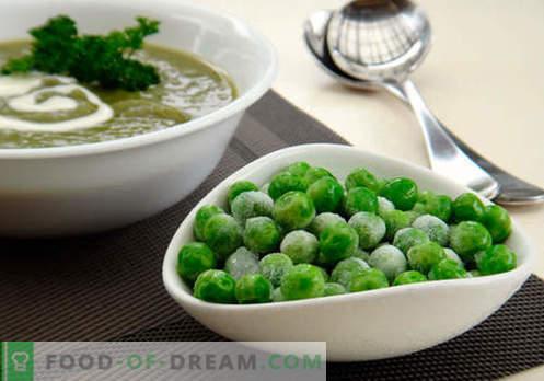 Suppe Mit Grünen Erbsen Bewährte Rezepte Wie Man Richtig Und