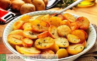 Bratkartoffeln in einem langsamen Kocher: knusprig, duftend. Die besten Rezepte für Bratkartoffeln in einem langsamen Kocher mit Zwiebeln, Champignons und Knoblauch