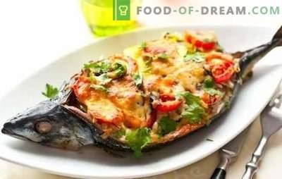 Was kann man zum Abendessen schnell und lecker kochen? Rezepte für schnellen und leckeren Fisch, Hähnchen, Hüttenkäse und Gemüse für das Familienessen