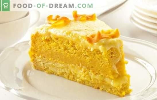Magerer Kuchen zu Hause - Backen ohne Eier, Milch und Butter. Rezepte für Fastenzeit süße Kuchen für Gläubige, die Süßes lieben