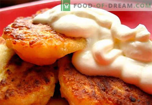 Käsekuchen ohne Mehl - die besten Rezepte. Wie man schnell und lecker Käsekuchen ohne Mehl kocht.