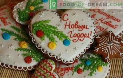 Weihnachtslebkuchen - Dekoration, Souvenir und einfach nur lecker! Traditionelle und ausgefallene Rezepte für Weihnachtslebkuchen
