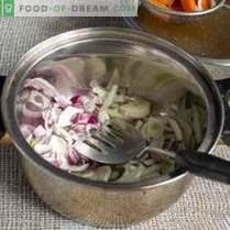Einfache Krautsuppe aus Frühkohl