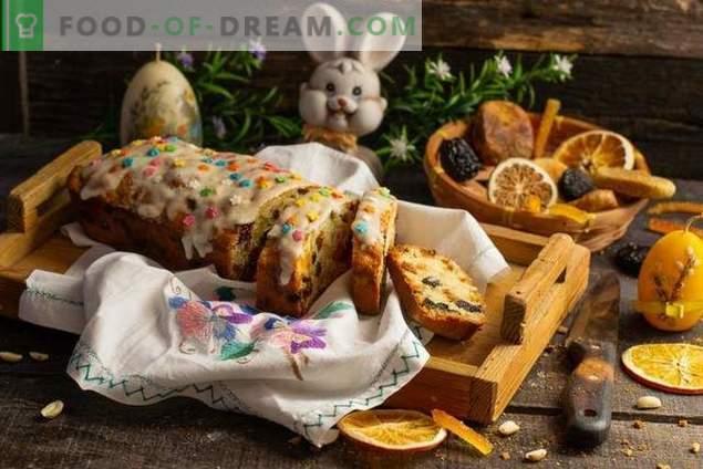 Un semplice pan di spagna per Pasqua