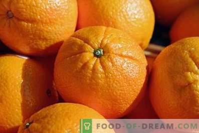 Orangen: Nutzen für die Gesundheit und Schaden