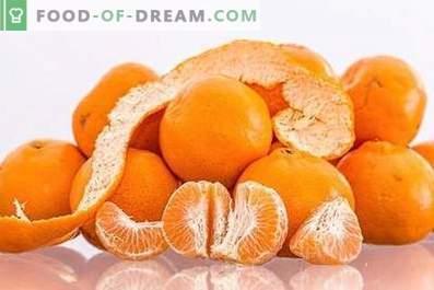 Mandarinen: Nutzen für die Gesundheit und Schaden