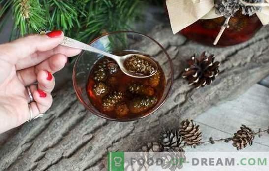 Essbare Bäume oder Marmeladenkegel: Ob und wann gekocht werden soll und wie