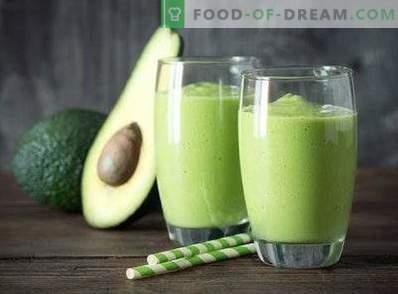 Слатки од авокадо