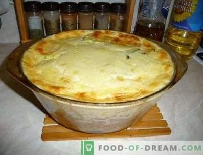 Moussaka mit Zucchini