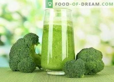 Brokoliai Smoothie