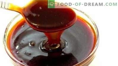 Honig-Soja-Sauce für Hühnchen
