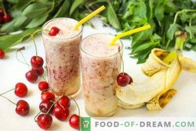Kirsch Smoothies