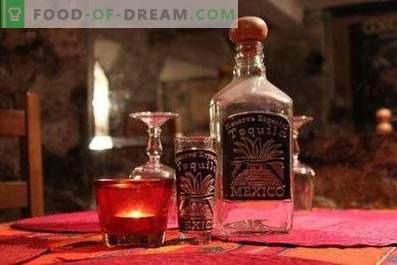 Tequila trinken