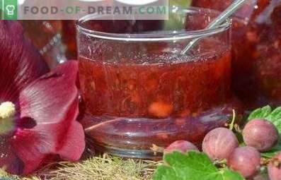 Stachelbeermarmelade ohne zu kochen