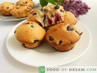 Wie unterscheiden sich Muffins von Muffins?