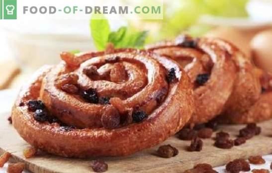 Das Backen mit Rosinen ist ein zeitloser Klassiker. Backrezepte mit Rosinen: Kekse, Pasteten, Käsekuchen, Muffins und Brötchen
