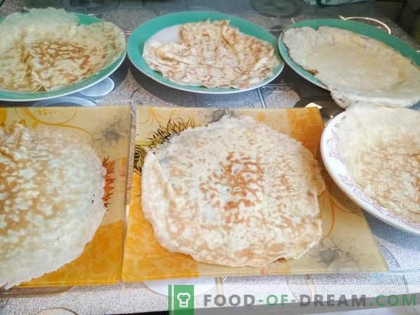 Breezoli-Rezept mit Pilzen und Hühnchen: Ein Gericht mit französischer Küche, Kochrezept mit Fotos