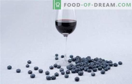 Merkmale der Zubereitung von Bierwürze für Blaubeerwein. Einfache Rezepte für traditionelle hausgemachte Heidelbeerweine